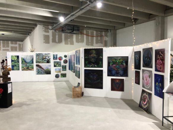 Int. Kunstausstellung 2020 Kunstkaufhaus – Stein am Rhein